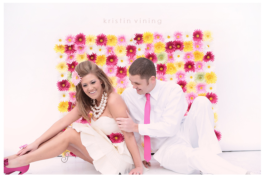 Dairy Barn Engagement Session