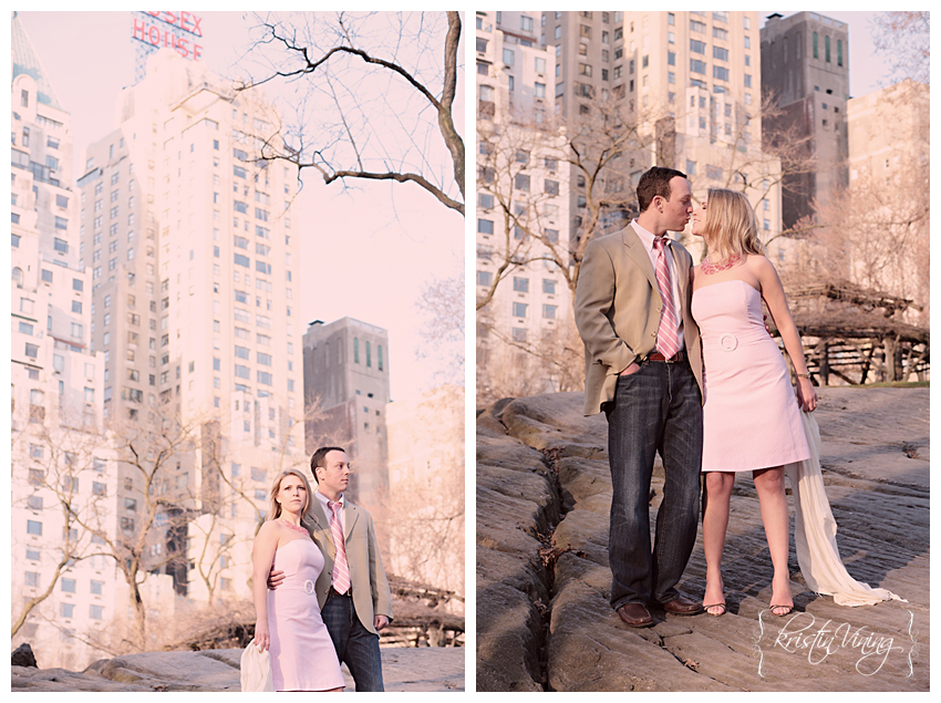 New York City - Central Park Engagement Session - Getter 9