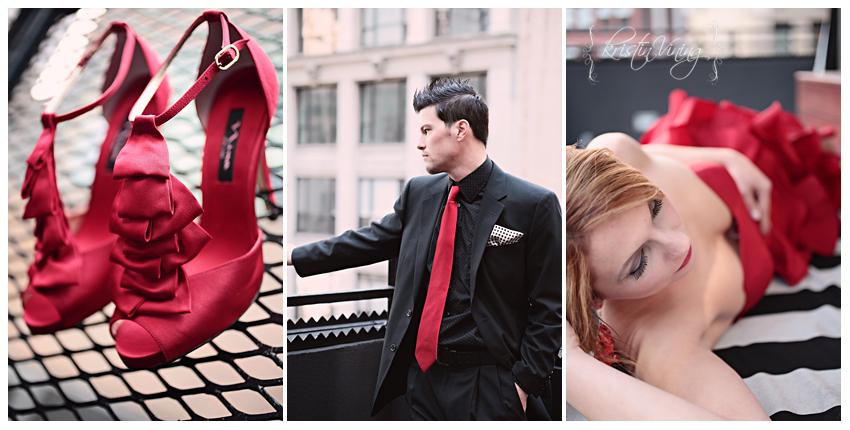 New York City Engagement Session - Whitt 11