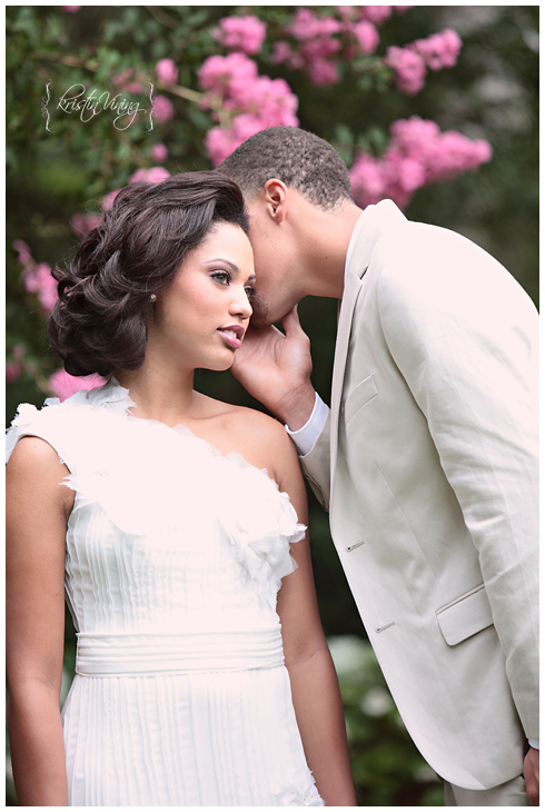 Ayesha Stephen A Garden Romance Charlotte NC Wedding Photographer