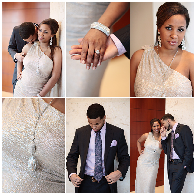 Brandy + DJ | Charlotte Engagement Session » Charlotte NC ...