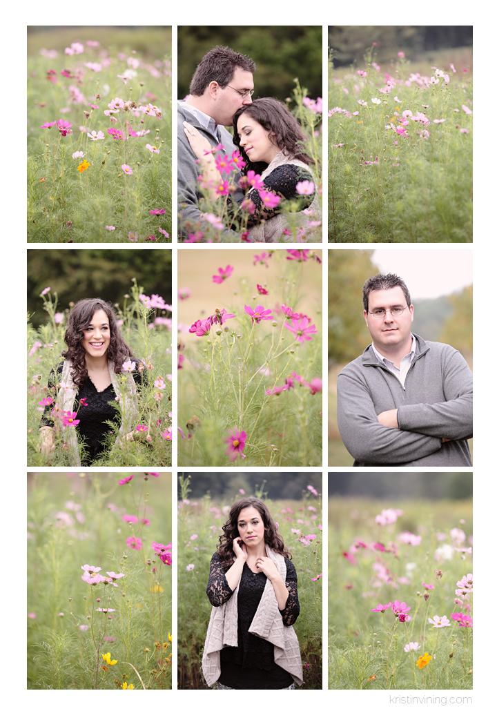 Wildflower Engagements_Kristin Vining Photography_0647