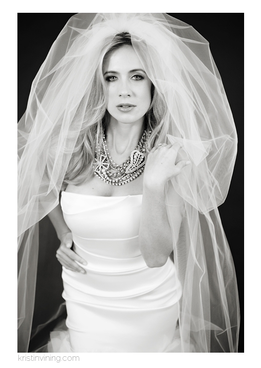 Fashion bride in studio_Kristin Vining Photography_00002